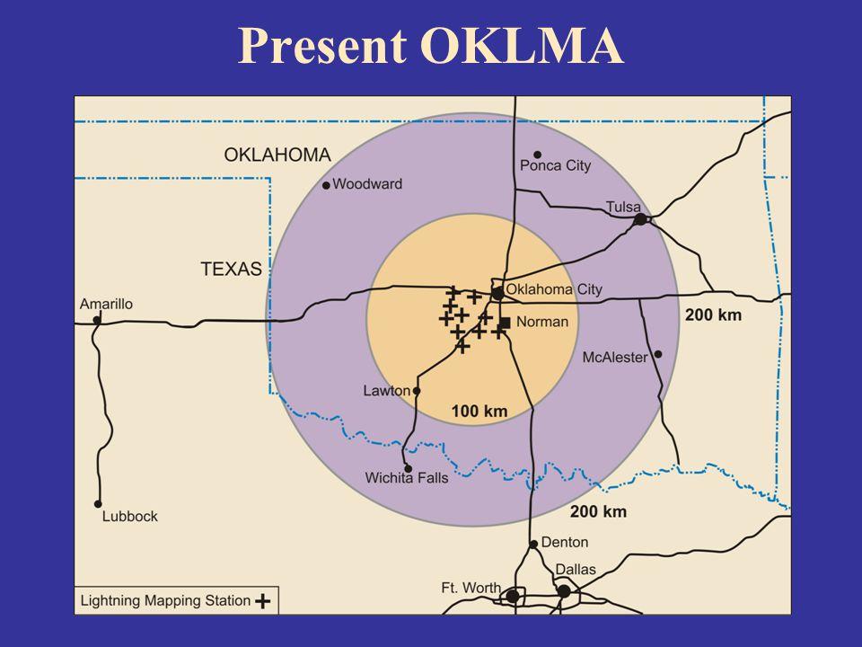 Present OKLMA