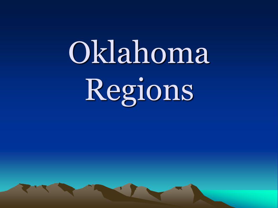 Oklahoma Regions