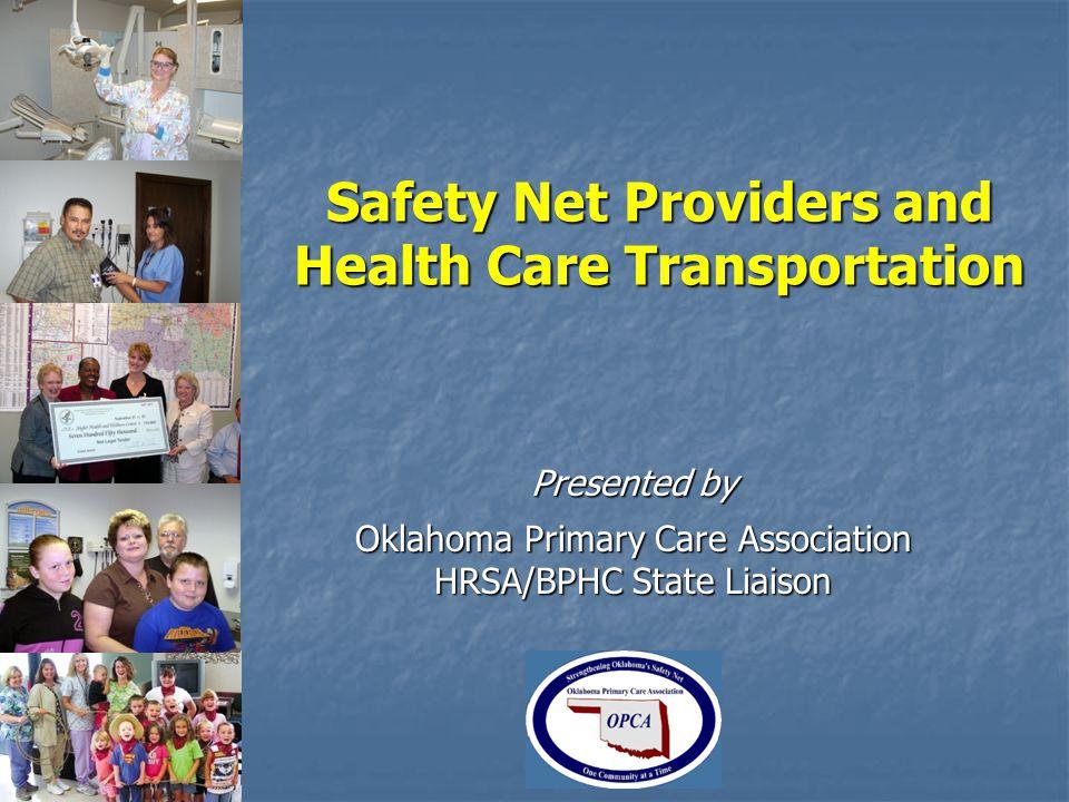 2006 Oklahoma Health Center Population by Age Oklahoma Primary Care Association