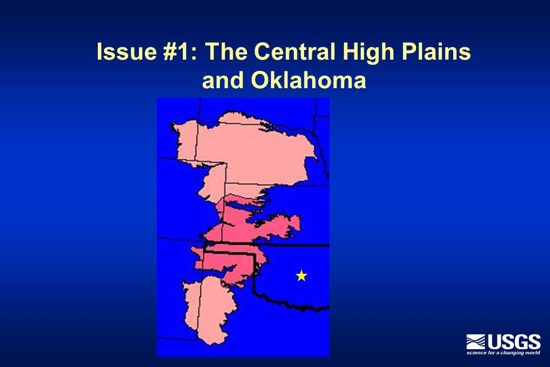 Kansas Oklahoma Texas New Mexico Colorado Issue # 2: Sparse Population Estimated Population of Panhandle in 2009 was 30,035
