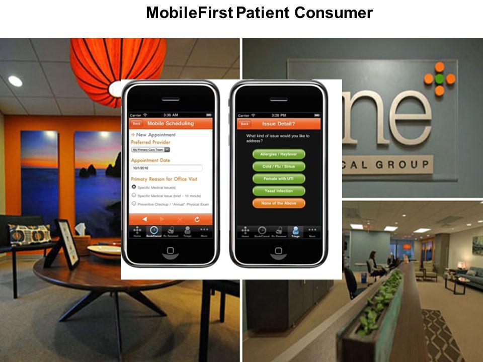 MobileFirst Patient Consumer