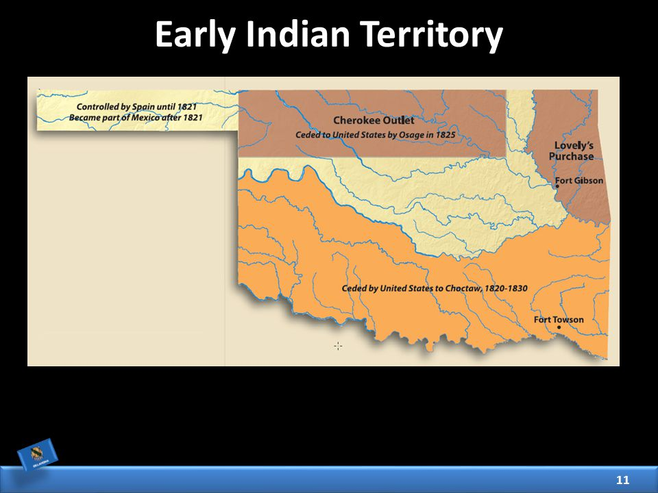 Early Indian Territory 11