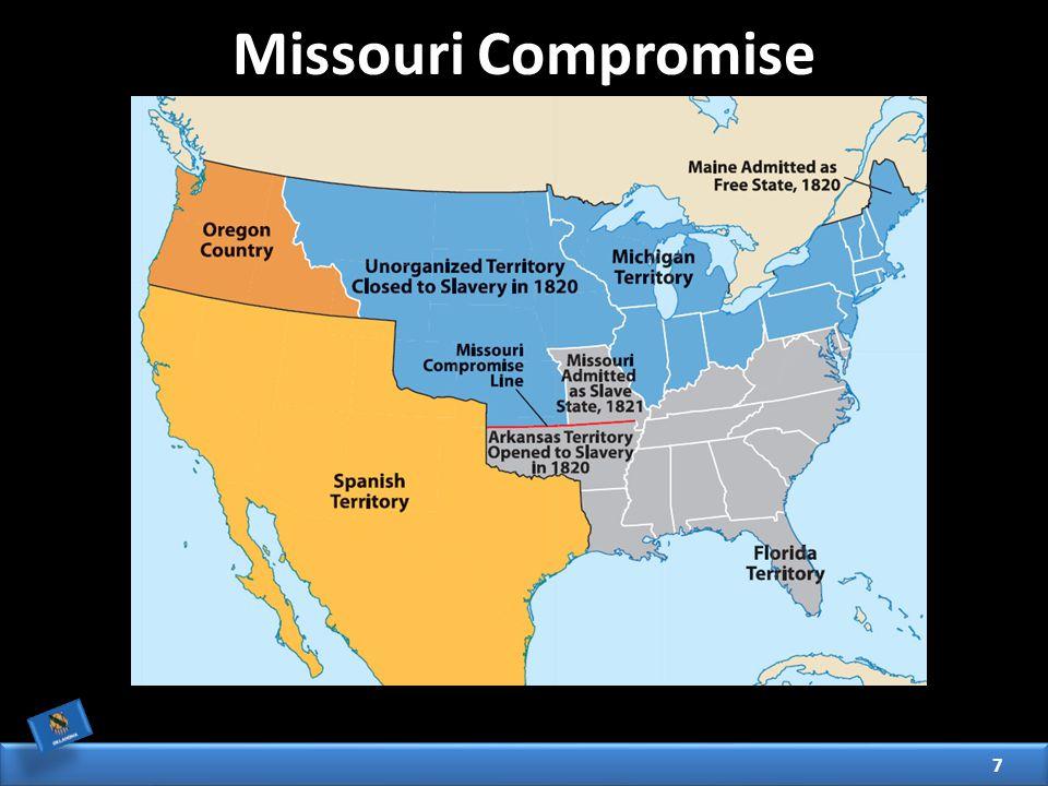 Missouri Compromise 7