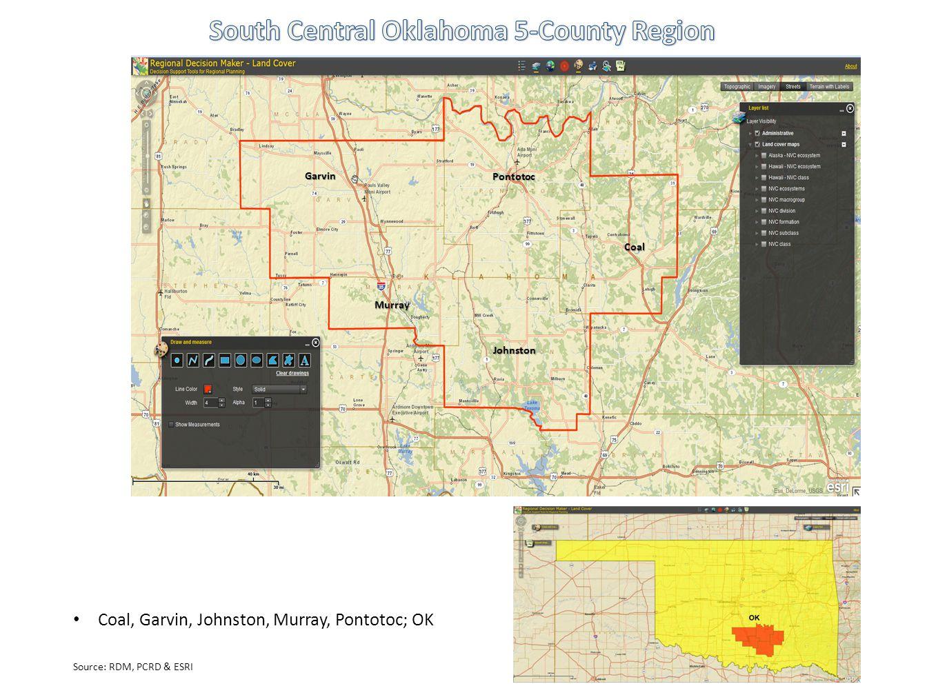 Data Source: EMSI 2012.4 & Census