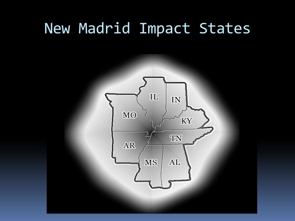 New Madrid Impact States
