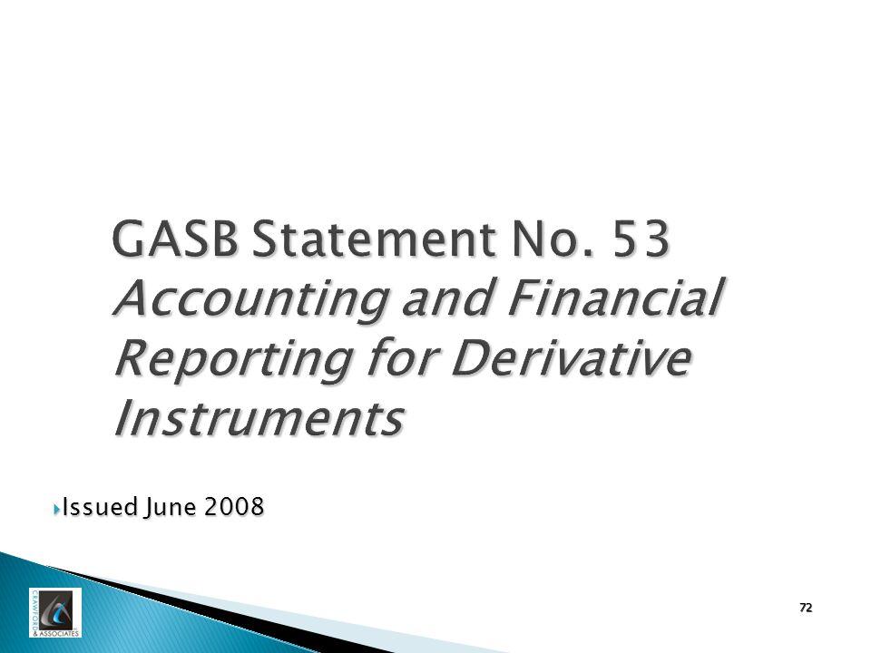 72 GASB Statement No.
