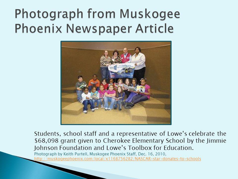 http://muskogeephoenix.com/editorials/x413851314/Grateful-for- Johnsons-generosity