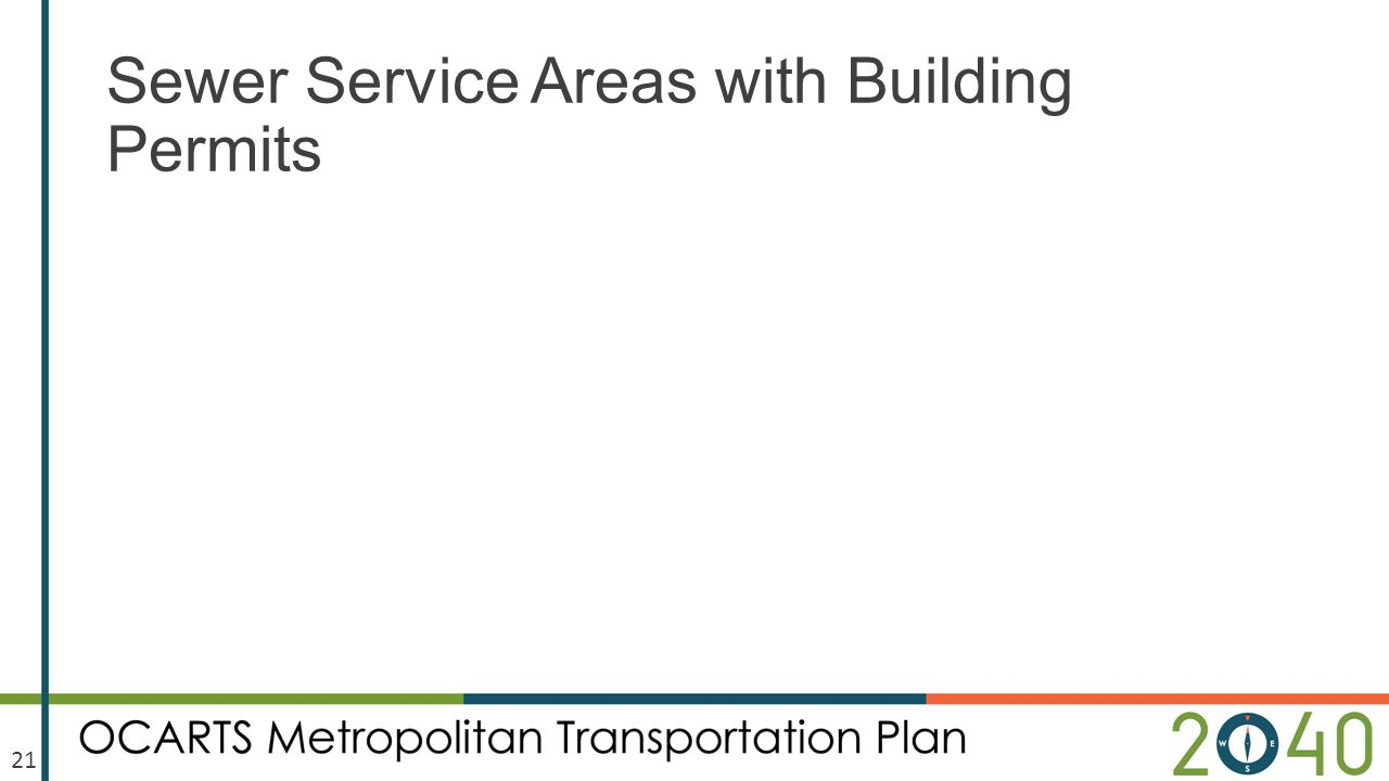 Sewer Service Areas with Building Permits 21