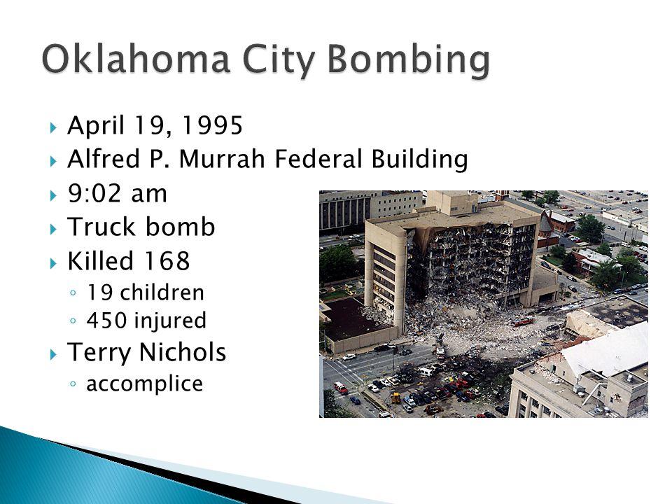  April 19, 1995  Alfred P.