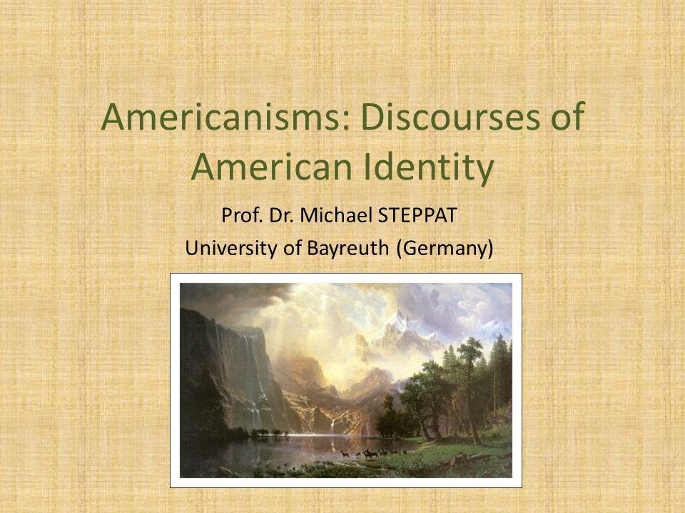 A circular American odyssey