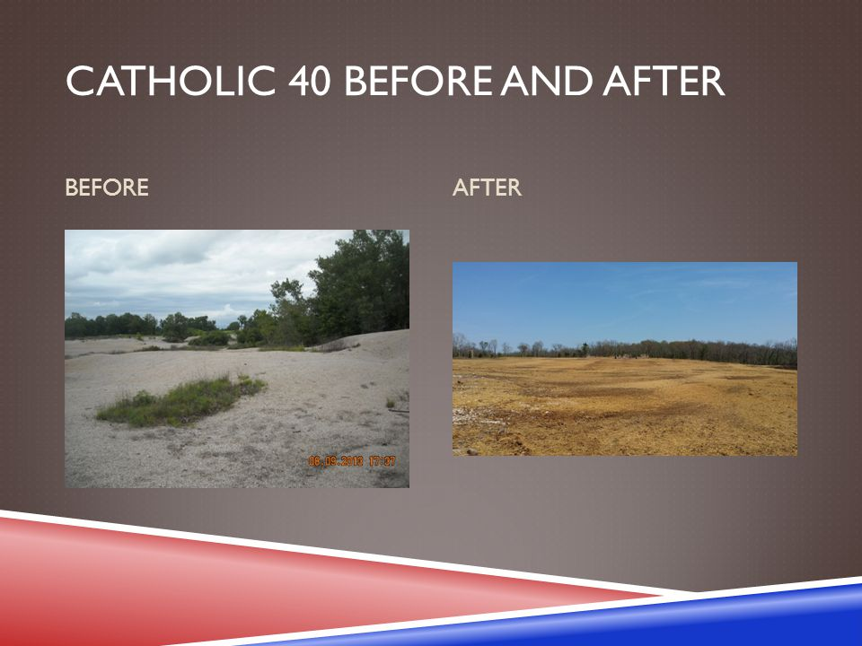 CATHOLIC 40 BEFORE AND AFTER BEFOREAFTER