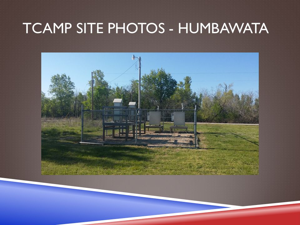 TCAMP SITE PHOTOS - HUMBAWATA