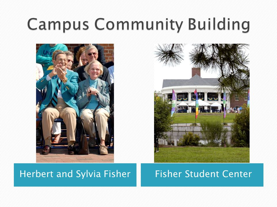 Herbert and Sylvia FisherFisher Student Center