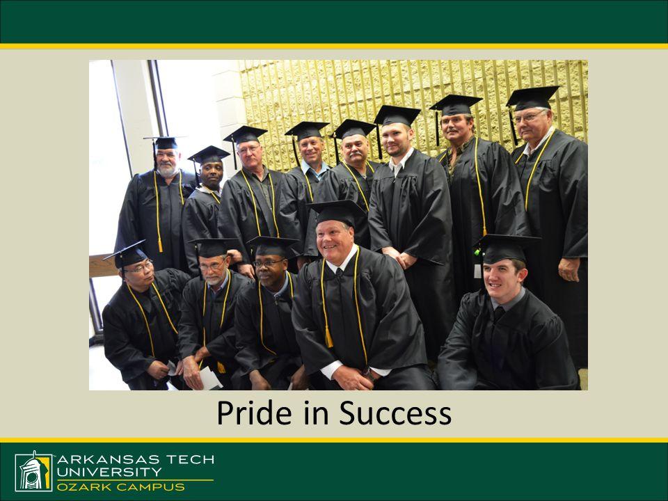 Pride in Success