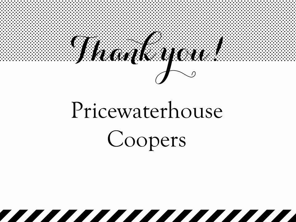 Pricewaterhouse Coopers