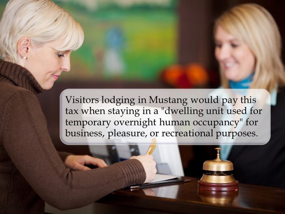 Hotel taxes may be deductable on federal and/or state returns if they are ordinary and necessary expenses of your trade or business or of producing income.
