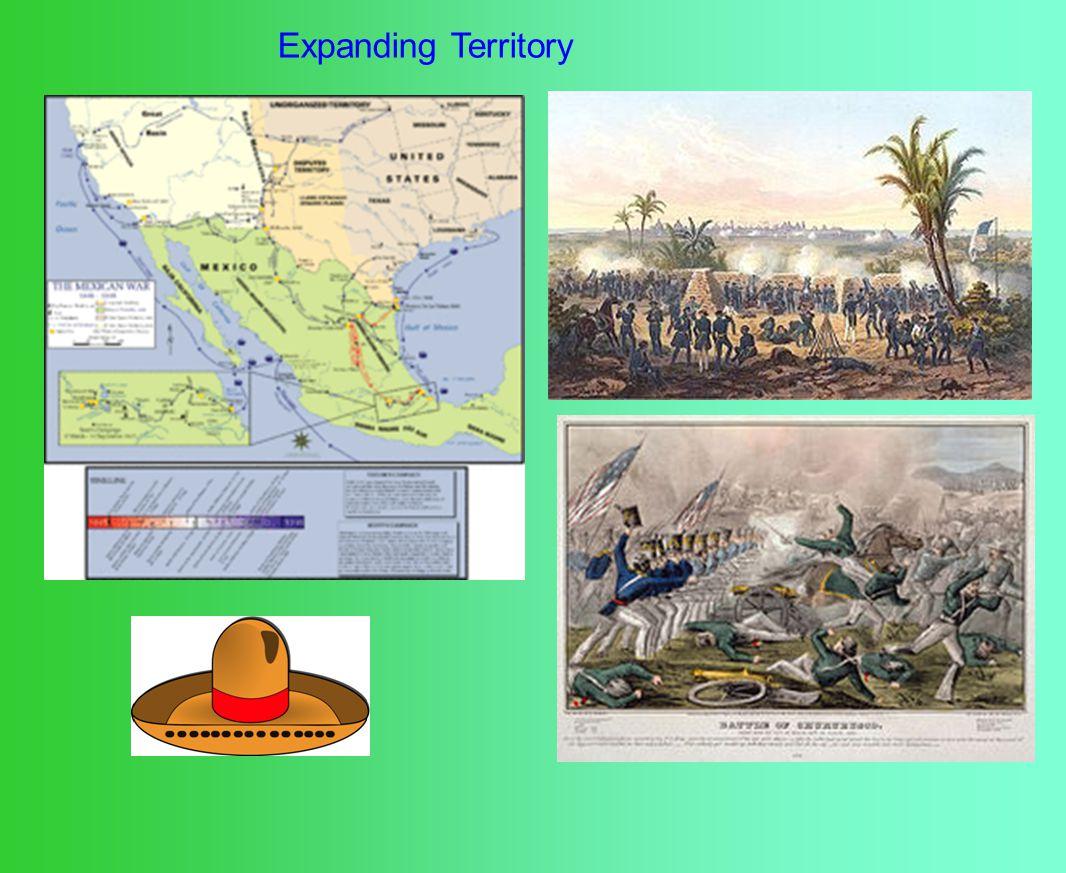 Expanding Territory