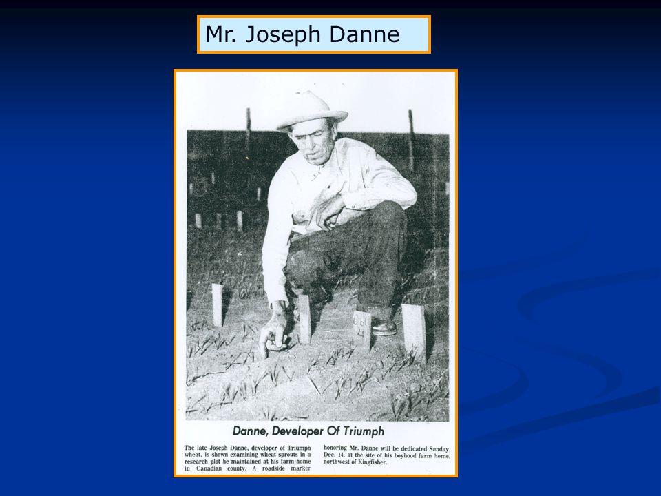 Mr. Joseph Danne