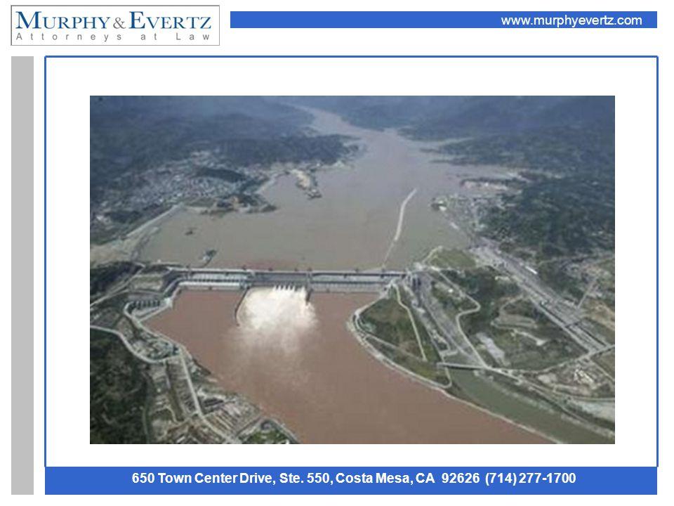 www.murphyevertz.com 650 Town Center Drive, Ste. 550, Costa Mesa, CA 92626 (714) 277-1700