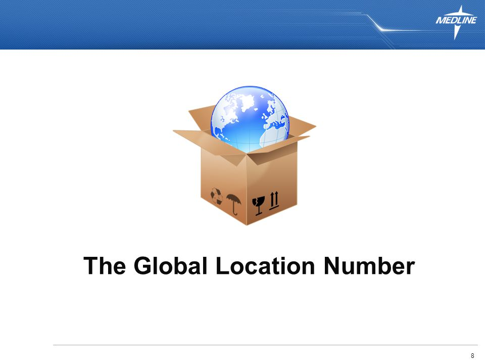 8 The Global Location Number