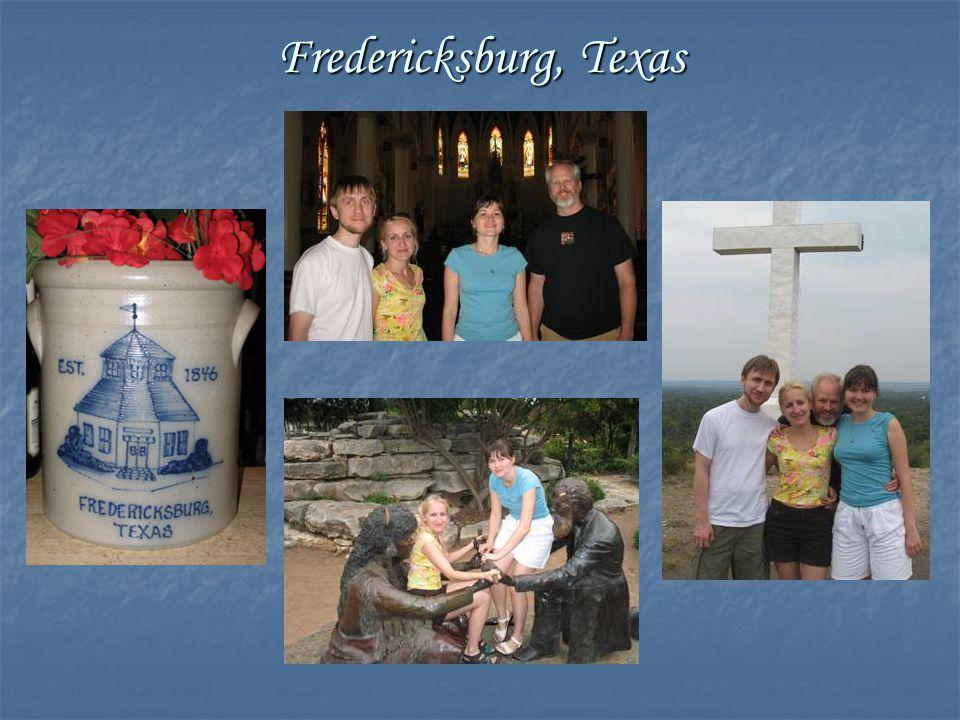 Fredericksburg, Texas