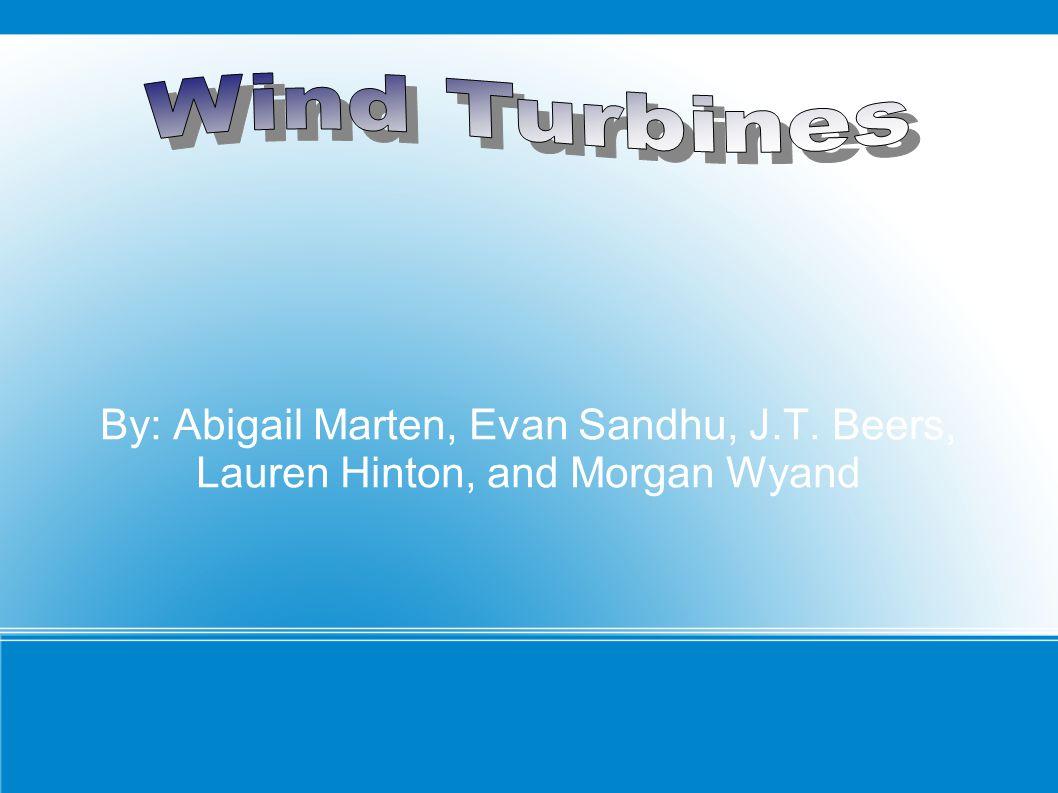 By: Abigail Marten, Evan Sandhu, J.T. Beers, Lauren Hinton, and Morgan Wyand
