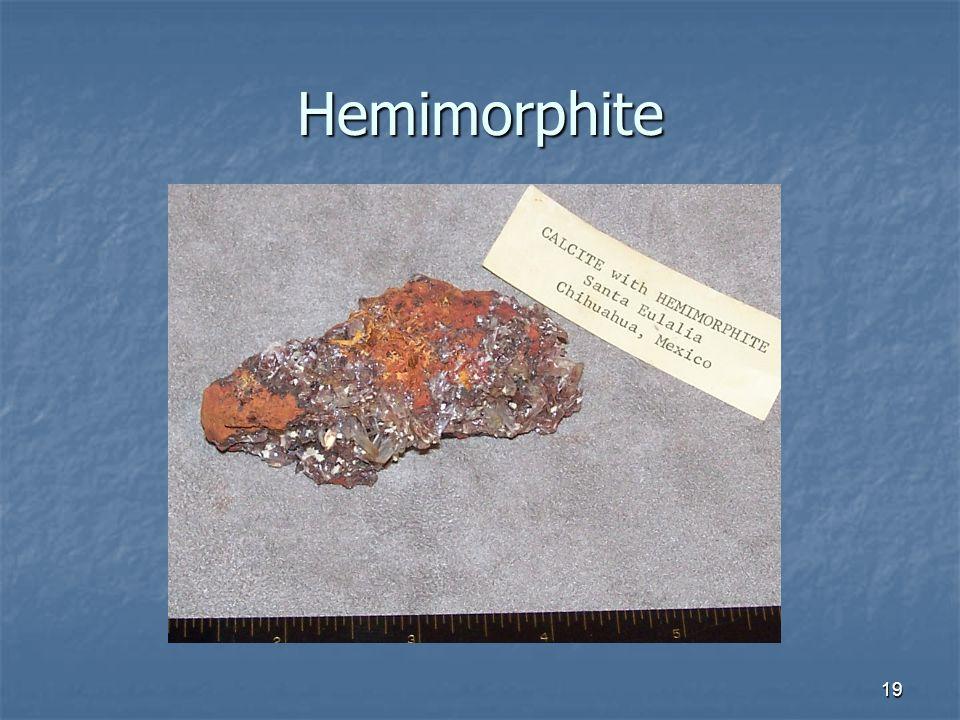 19 Hemimorphite