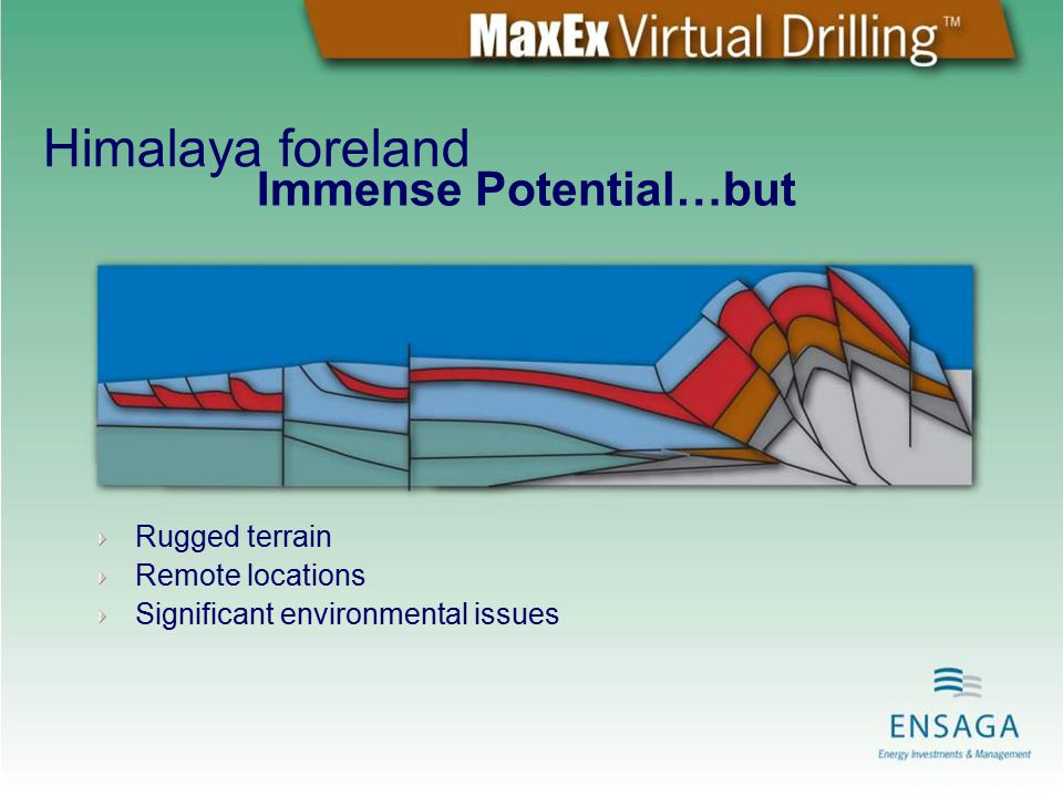 Deccan Traps Middle East Size Potential Volcanics great traps Z-Scan only seeks presence of hydrocarbons Deccan one of the largest volcanic provinces >> Virtually Drill Syneclise Volcanics an Asset