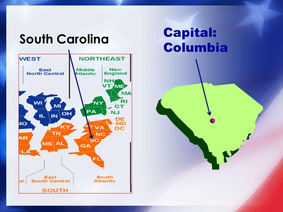 Capital: Columbia