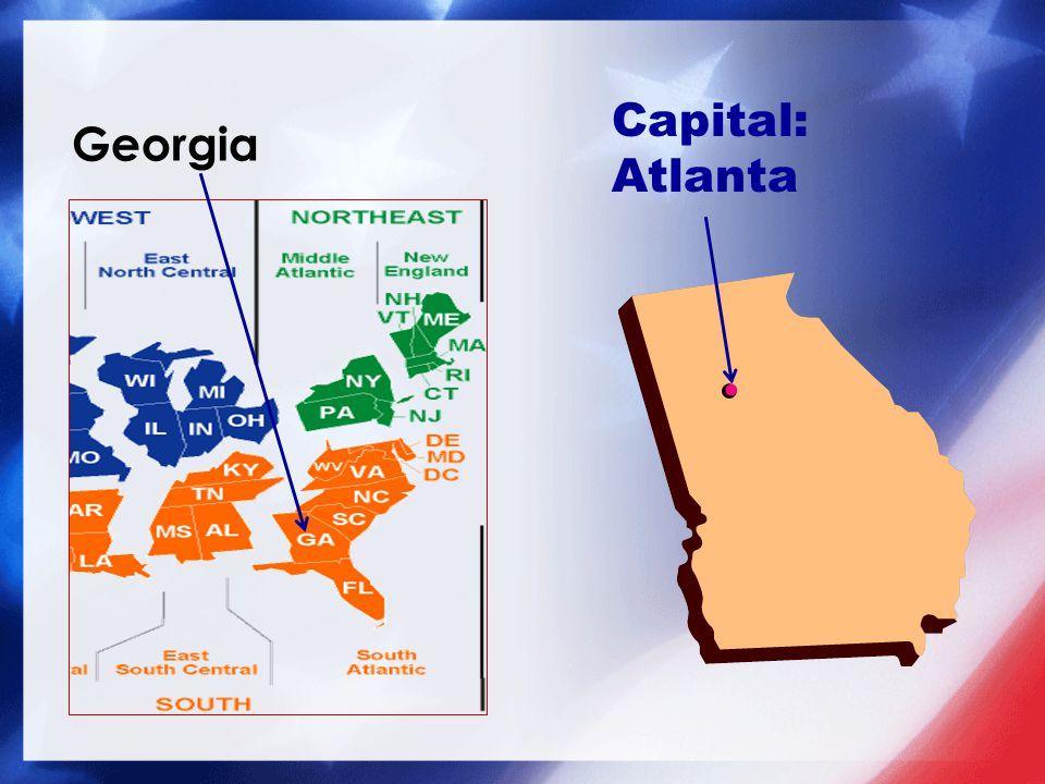 Capital: Atlanta