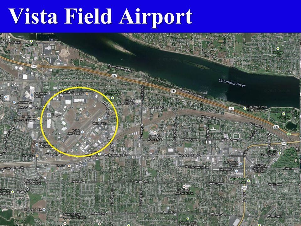 Vista Field Airport