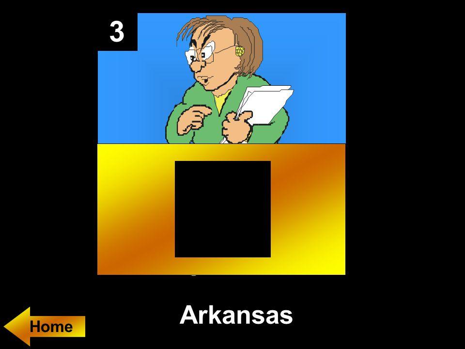 3 Arkansas