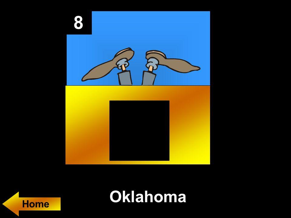 8 Oklahoma