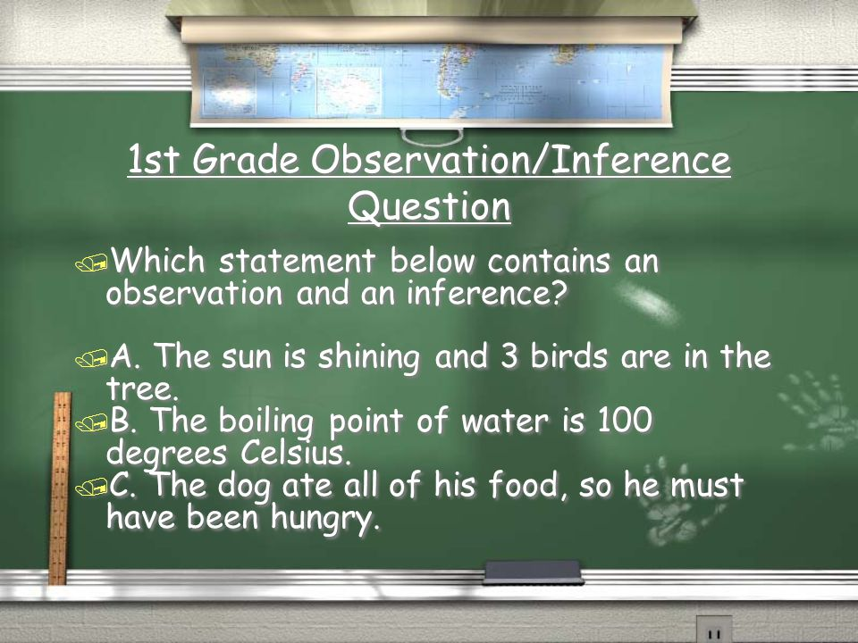 2nd Grade Experimenting Answer /B/B /B/B Return