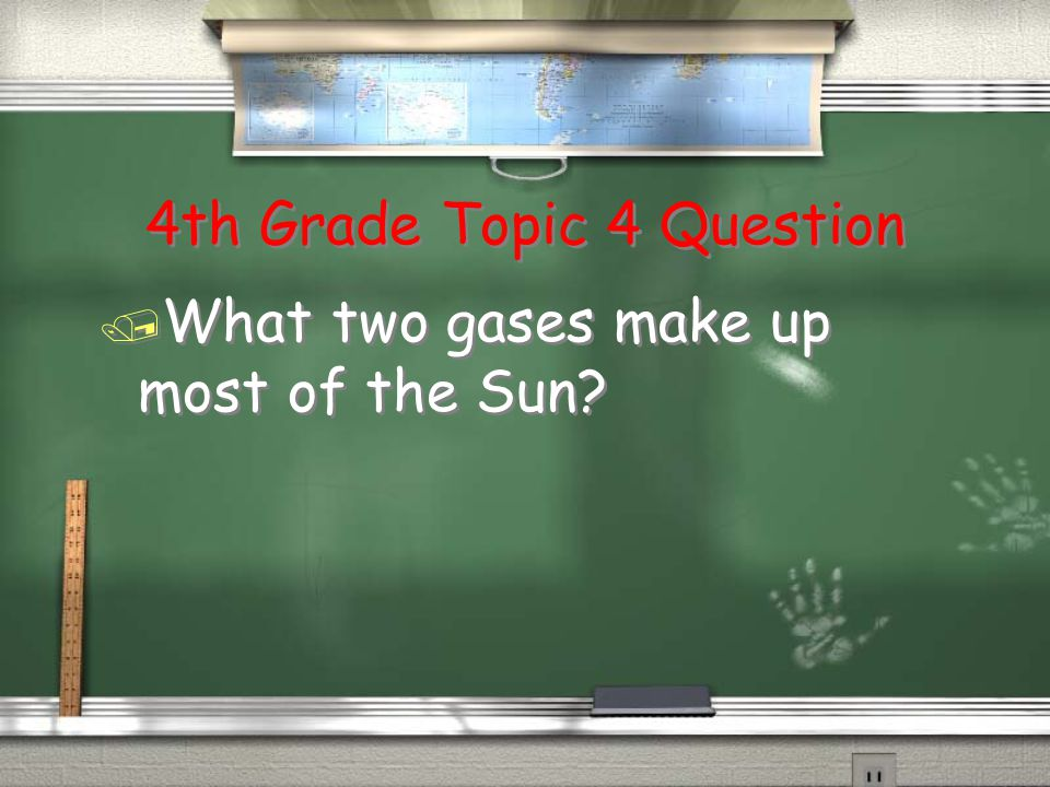 4th Grade Topic 3 Answer Return / We classify the planets as either inner or outer.