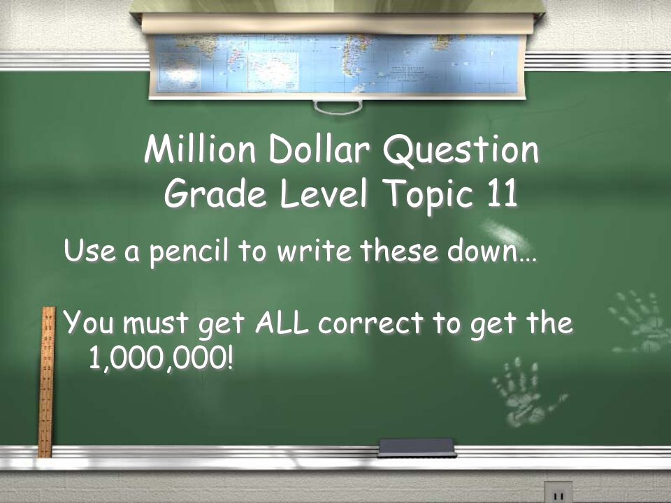 1st Grade Topic 10 Answer Return / Treo ---to---trio