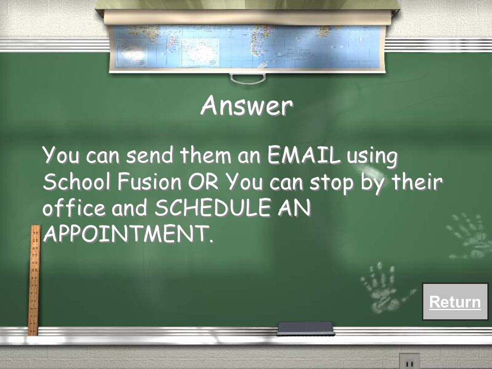 FAQ How do I contact my counselor or administrator