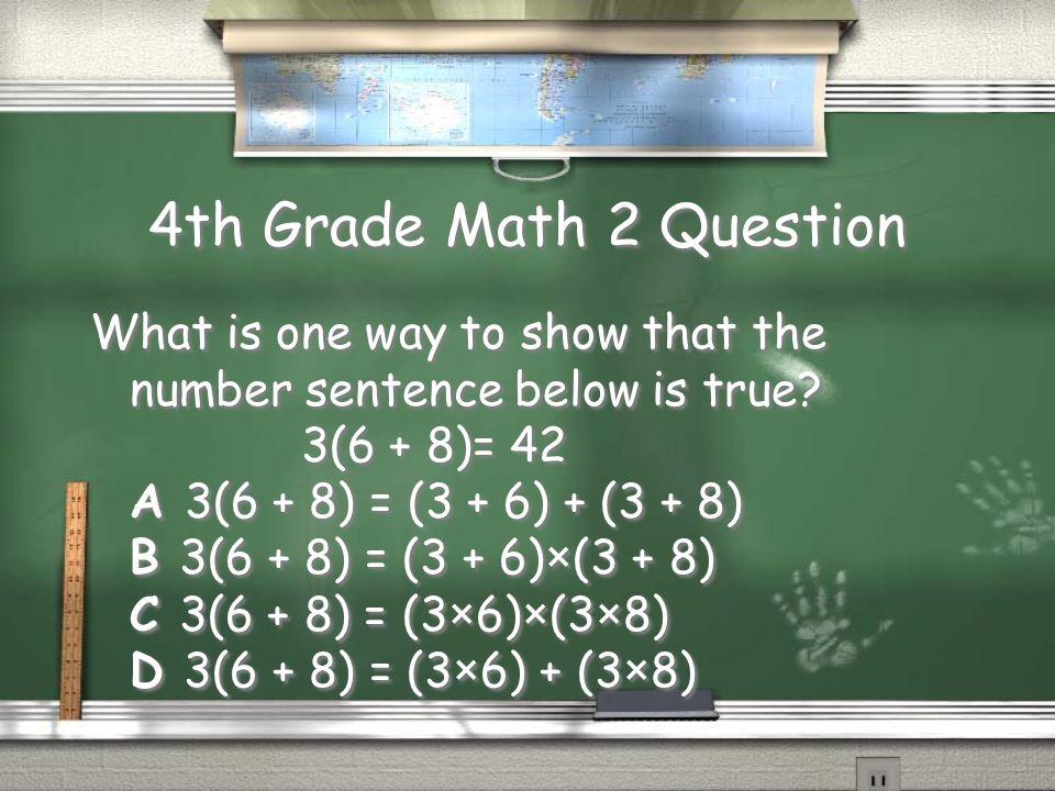 5th Grade ELA 2 Answer / A. hyperbole Return