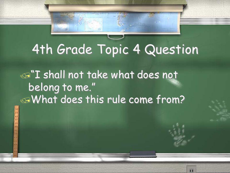 1st Grade Topic 9 Question / Where was Prince Siddartha born?