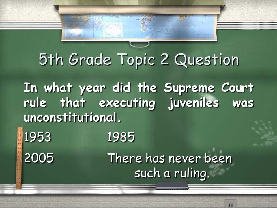 5th Grade Topic 1 Answer 141 Return
