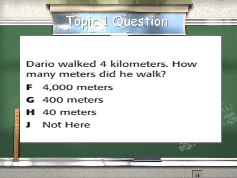 1,000,000 Topic 5 Question Topic 6 Question Topic 4 Question To Topic 7 Question n Topic 3 Question Topic 8 Question Topic 2 Question Topic 9 Question Topic 1 Question Topic 10 Question 500,000 250,000,, 175,000 150,00000 125,000 100,000 75,00000 50,000 25,000 10,000