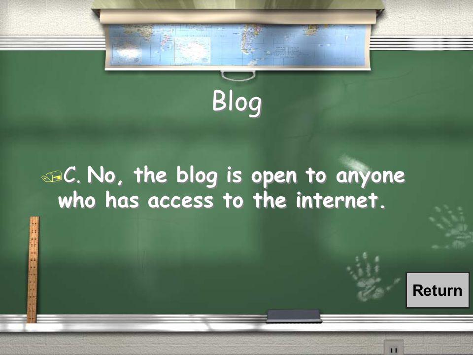Virus click here! / B. Close the message Return