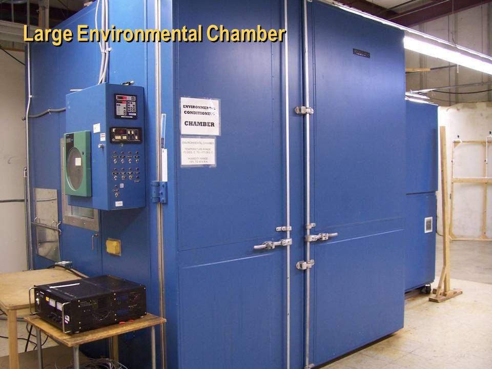 21 Large Environmental Chamber