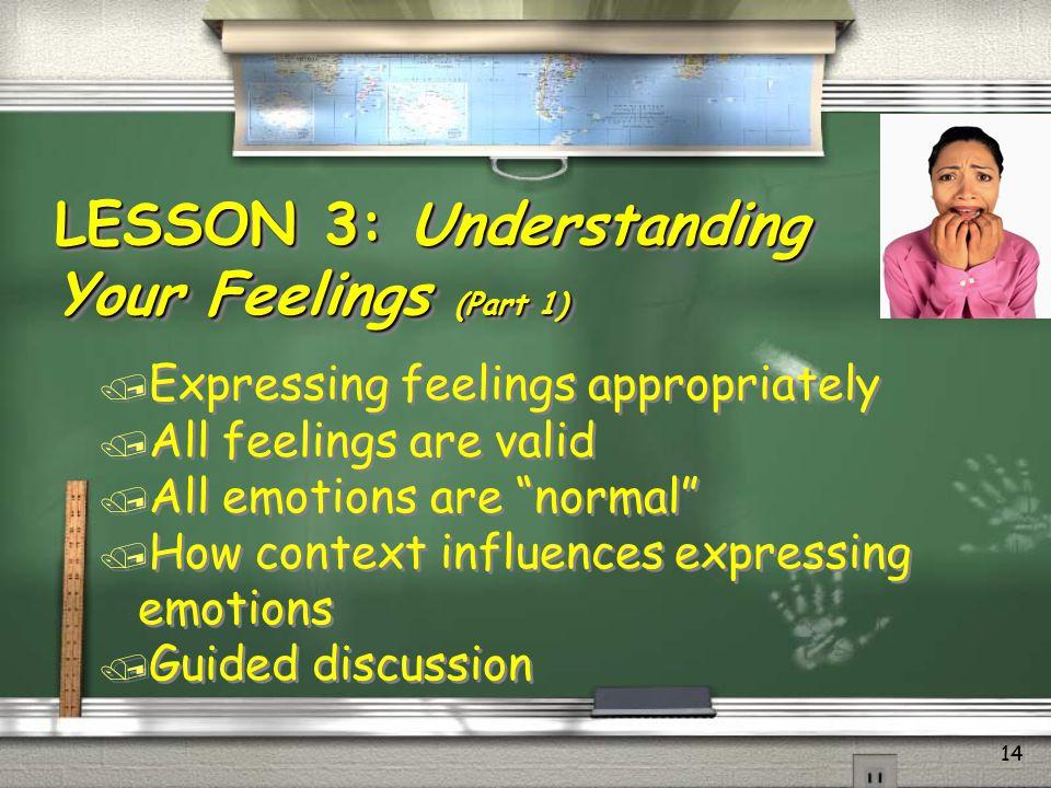 15 / Define anger and relevance of anger / Anger vs.