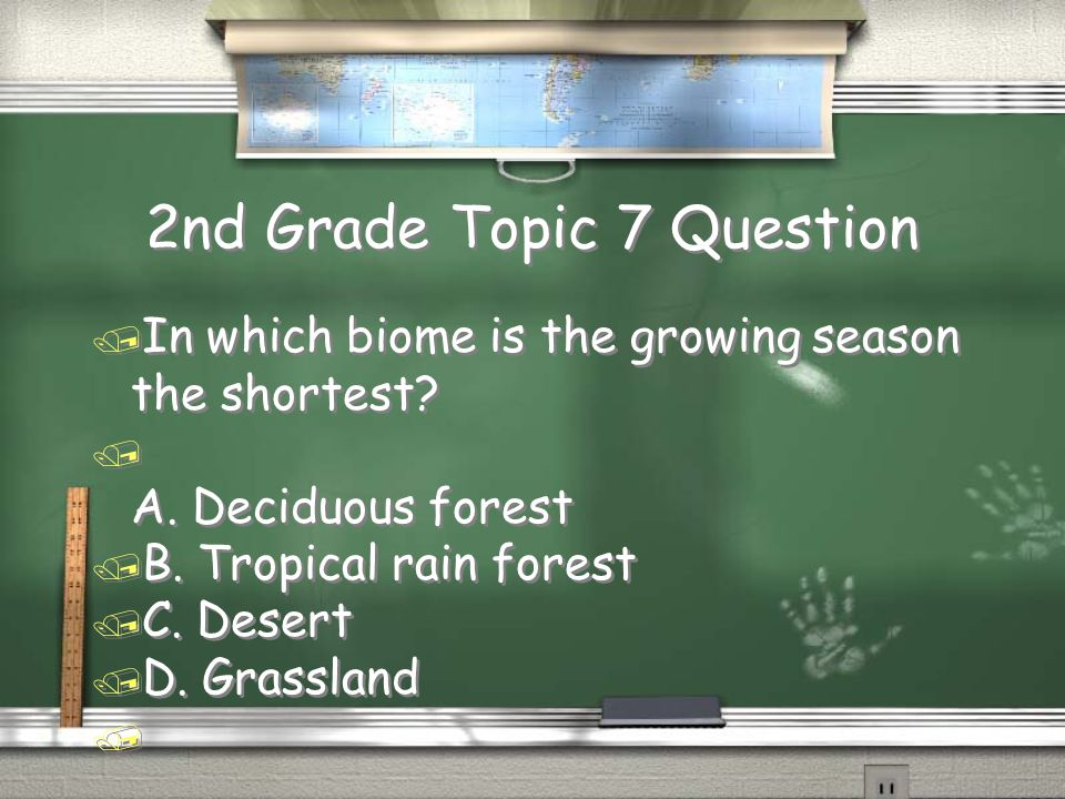 3rd Grade Topic 6 Answer Permafrost