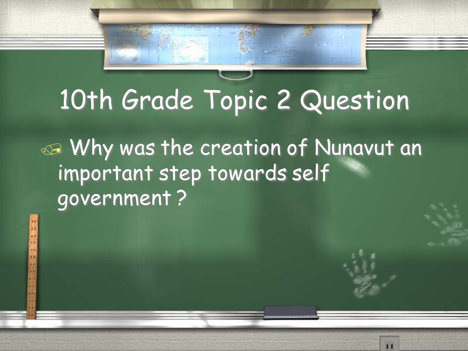 9th Grade Topic 1 Answer / Their Indian Status Return