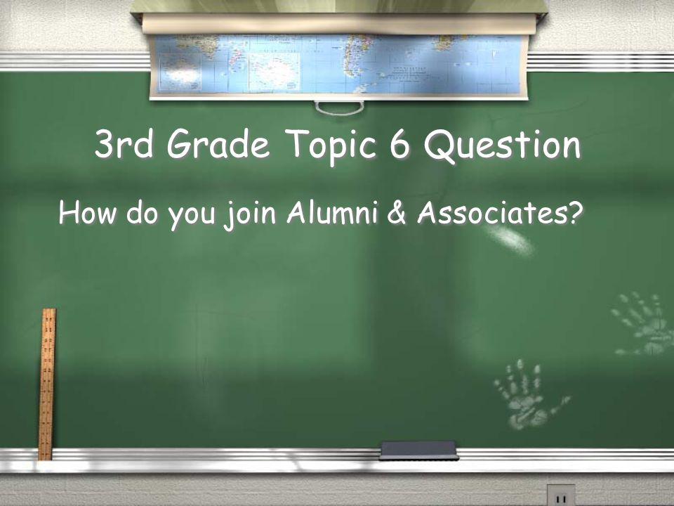 3rd Grade Topic 5 Answer Jacksonville, Florida- November 14-16 Dallas, Texas- November 21-23 Cincinnati, Ohio- November 21-23 Providence, Rhode Island
