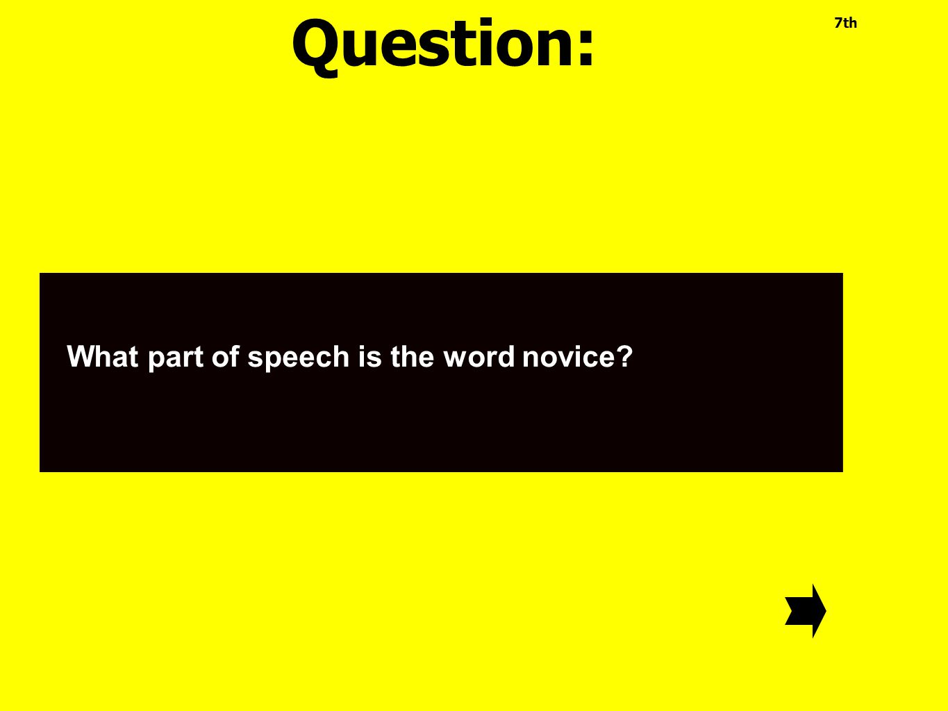 Answers: Choose the best answer given and respond with your ACTIVvote.