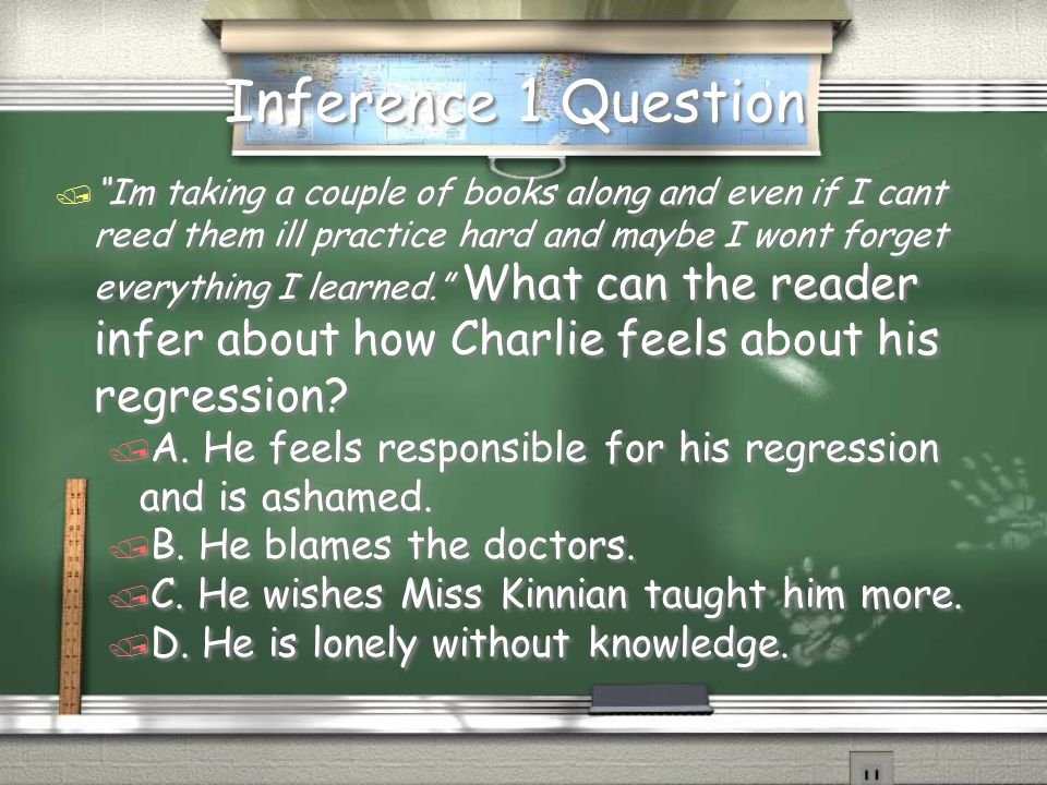 Are You Smarter Than a 5 th Grader? 1,000,000 Inference Topic 1 Inference Topic 2 F.O.S. Topic 3 F.O.S. Topic 4 Author's Style Topic 5 Author's Stlye