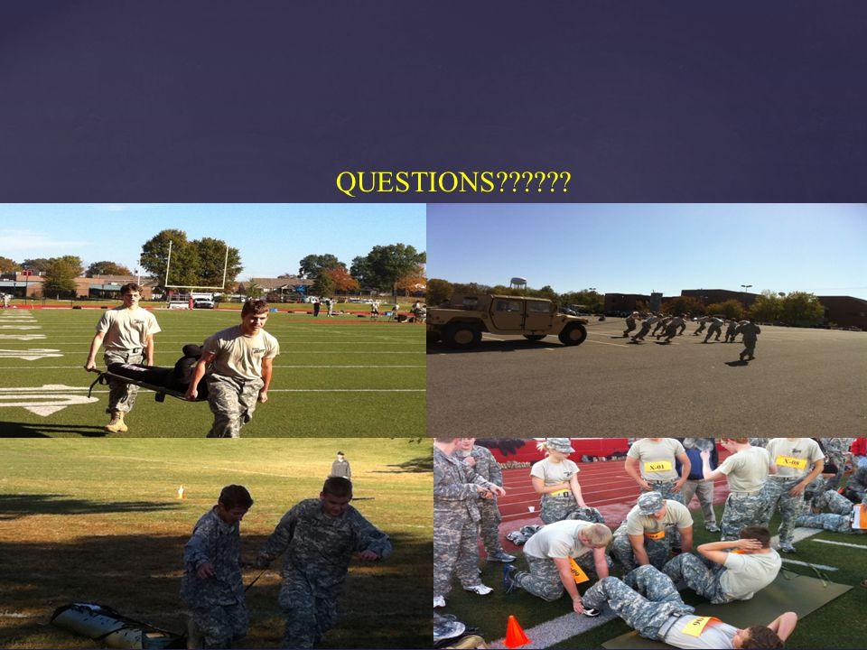 BGHS JROTC QUESTIONS??????